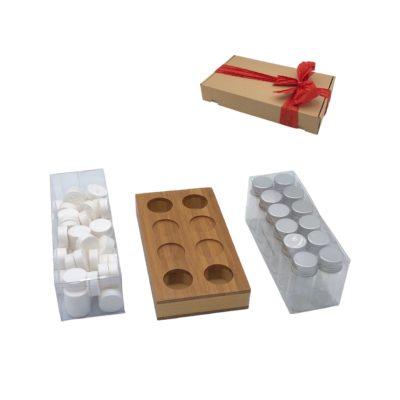 Contenido Caja Regalo Bambú Plus